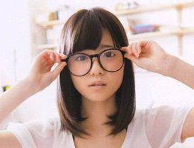 AKB48のぱるること島崎遥香のメガネ姿が秀逸!かわいい画像