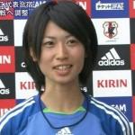 田中陽子のかわいい画像!女子サッカーなでしこジャパンの期待の星!