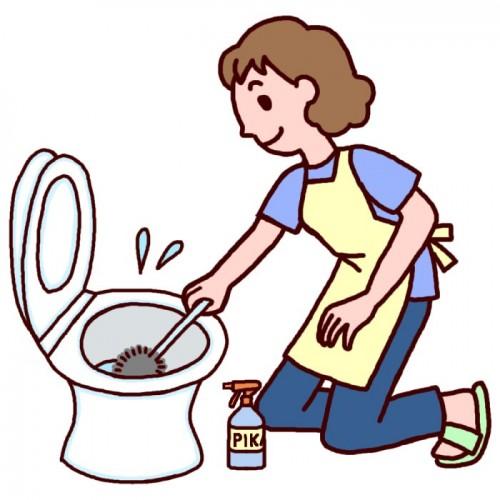 トイレ掃除の仕方!洗剤も大切だが水切れ抜群ブラシがポイント!!