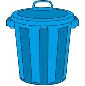ゴミ箱の臭いを取るには拭き掃除だけじゃダメ!臭いを脱臭しよう