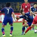 質のいい筋肉についてサッカーの北朝鮮の選手で考えてみる