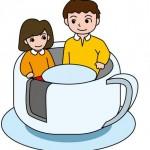 コーヒーカップとティーカップの違いはあるの?兼用じゃダメ!?