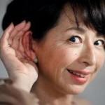阿川佐和子の「聞く力」おじさまがモテるにはしっかり聞くこと!