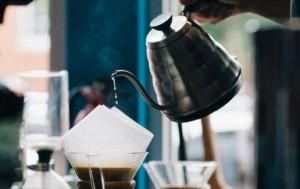 コーヒーのやかん
